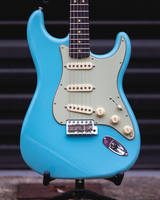 Fender Custom Shop Stratocaster 1963 Daphne Blue Closet Classic