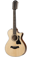 Taylor 352ce 12 String Acoustic Electric (887766089575)