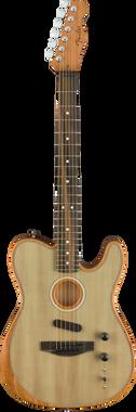 Fender American Acoustisonic Telecaster - Sonic Grey (0972013248)