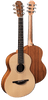Sheeran By Lowden W02 - Solid Sitka Spruce Top, Santos Rosewood Back and Sides, LR Bags Element pickup