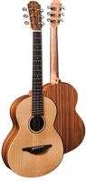 Sheeran By Lowden W03 - Solid Cedar Top, Santos Rosewood back and sides, Body Bevel, LR Bags Element pickup (W03)