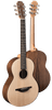 Sheeran By Lowden W04 - Solid Sitka Spruce Top, Figured Walnut back and sides, Body Bevel, LR Bags Element pickup (W04)