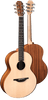 Sheeran By Lowden S02 - Solid Sitka Spruce Top, Santos Rosewood Back and Sides, LR Bags Element pickup