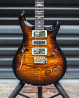 PRS Special Semi - Hollow Limited Edition Black Gold Burst