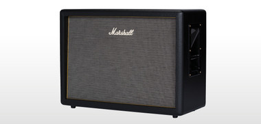 "Marshall ORI212 Origin 160-watt 2x12"" Horizontal Extension Cabinet"