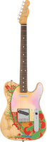 Fender Jimmy Page Telecaster - Natural Dragon Artwork (0146230721)