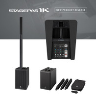 Yamaha STAGEPAS 1K Portable PA System