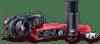 Focusrite Scarlett Solo Studio 3rd Gen Recording Bundle