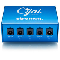 Strymon Ojai 5-output High Current Guitar Pedal Power Supply