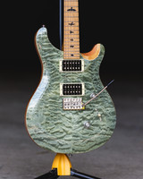 PRS SE Roasted Maple Trampas Green