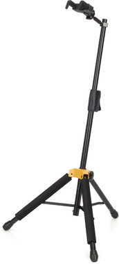 Hercules Stands GS415BPlus PLUS Series Universal AutoGrip Guitar Stand with Foldable Yoke
