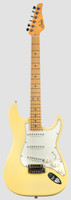 SUHR CLASSIC S 3 Vintage Yellow SSS