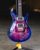 PRS Custom 24 - Violet Blue Burst