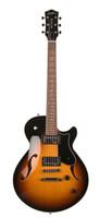 GODIN Montreal Premiere Thinline Sunburst - Australia - Guitar World.com.au
