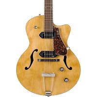GODIN 5 AVE KINGPIN II NATURAL HOLLOW-BODY ELECTRIC GUITAR Guitar World AUSTRALIA
