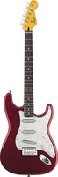 SQUIER VINTAGE MODIFIED - Surf Strat - Candy Apple Red CAR