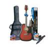 Ashton D25CEQL Acoustic Guitar (w/ Pickup) Starter Pack - Left Handed  Guitar World AUSTRALIA