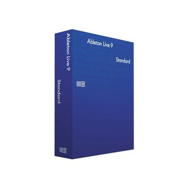 Ableton Live 9 Standard Music Creation software Education