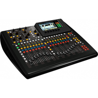 Behringer X32 Compact 32-Channel Digital Mixer (X-32 Compact)