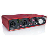 Focusrite Scarlett 2i4 2x4 Audio Interface