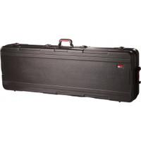 Gator ATA Molded 88-Note Slim Keyboard Case w/ TSA Latches & Wheels