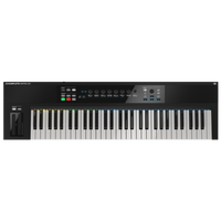 Native Instruments Komplete Kontrol S-Series S61 61 key Controller Keyboard Guitar World Australia Ph 07 55962588