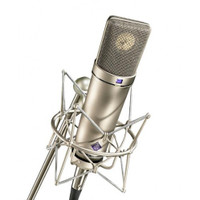 Neumann U87AI Studio Set - Includes Suspension Mount