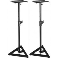 On-Stage Studio Monitor stands (pair)