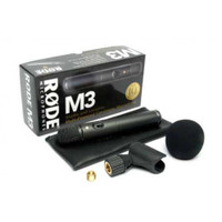 Rode M3 multi-powered microphone (M-3)