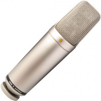 Rode NT1000 large diaphragm condenser microphone (NT-1000)