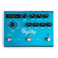 Strymon BigSky Multidimensional Reverb Pedal Guitar World Australia Ph 07 55962588
