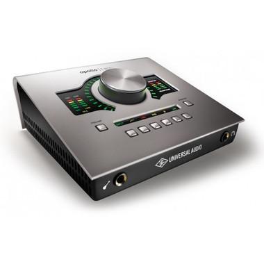 UA Apollo Twin Solo audio interface with DSP