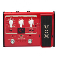 Vox StompLab BII Bass Multi Effects w/ Expression Pedal