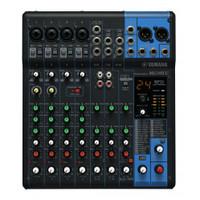 Yamaha MG10XU Mixer w/ Digital FX and USB