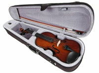 VALENCIA 1/2 STUDENT VIOLIN (HALF SIZE) Guitar World PH 07 5596 2588