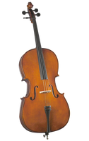 VALENCIA 3/4 STUDENT CELLO (THREE QUARTER-SIZE) Guitar World PH 07 5596 2588