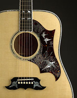 GIBSON DOVES IN FLIGHT ACOUSTIC GUITAR 2006 Guitar World AUSTRALIA