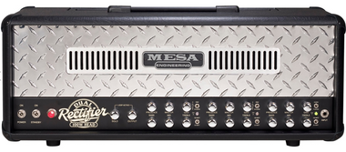 MESA BOOGIE DUAL RECTIFIER 3 CHANNEL TUBE HEAD