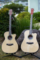 MATON CUSTOMSHOP COCOBOLO OOO ACOUSTIC/ELECTRIC GUITAR Guitar World AUSTRALIA PH 07 55962588