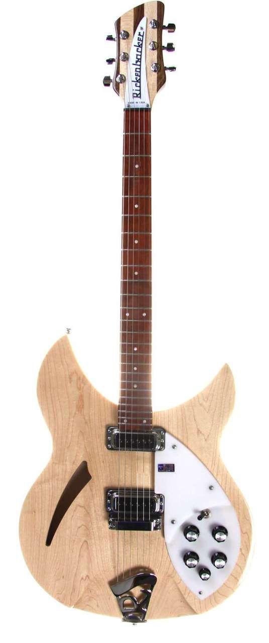 shop online for rickenbacker 330 semi hollow body electric guitar mapleglo in australia. Black Bedroom Furniture Sets. Home Design Ideas