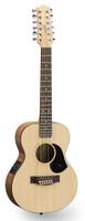 Maton Mini Maton EM12 Acoustic Guitar + Hard Case Guitar World Australia Ph 07 55962588