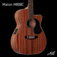 MATON M808C ACOUSTIC/ELECTRIC GUITAR