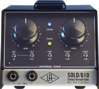 Universal Audio Solo 610 Classic Tube Recording Channel Mic Pre D