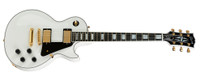 GIBOSN LP CUSTOM ALPINE WHITE