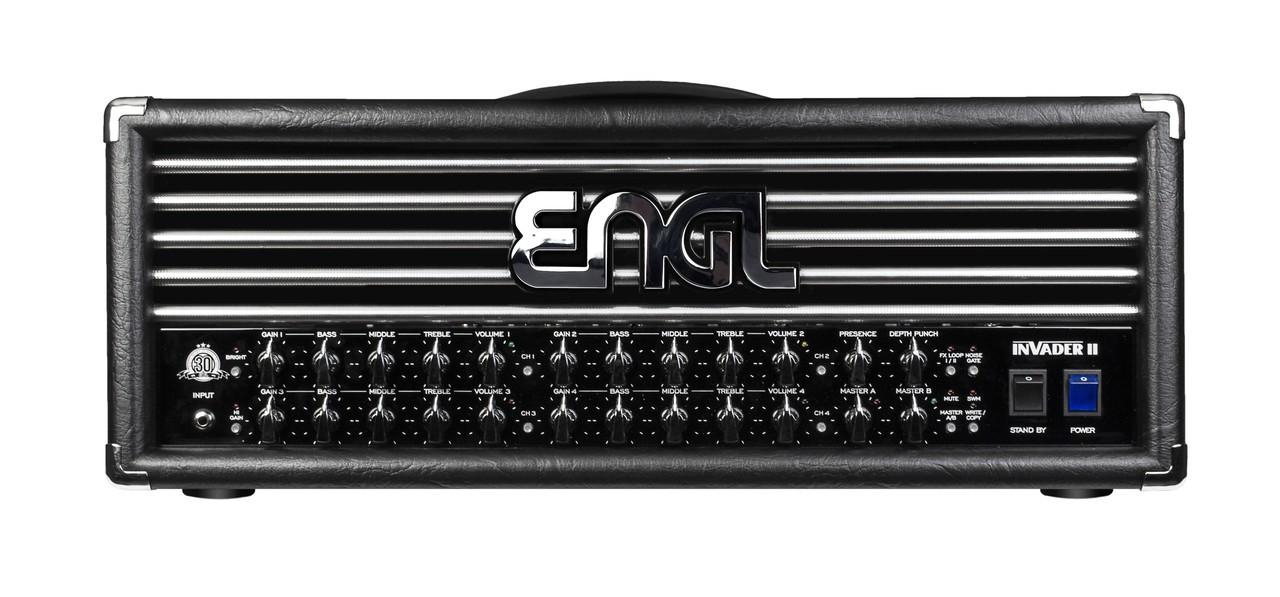 shop online for engl invader 2 e642 2 valve amp head in australia amplifiers musical instruments. Black Bedroom Furniture Sets. Home Design Ideas