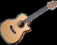 Crafter HiLITE-TE CD/N Acoustic Electric Guitar