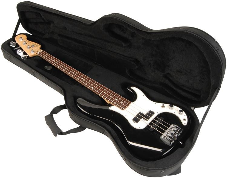 d62f9a5e67 SKB 1SKB-SCFB4 Universal Shaped Electric Bass Soft Case
