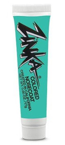 Zinka Colored Sunblock Zinc Nosecoat - Teal