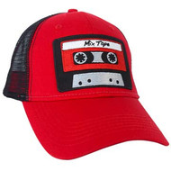 Erich John Mercantile Mix Tape Hat