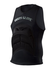Body Glove Wetsuit Mens Chest Wedge and Paddle Aid , Black, Large/X-Large
